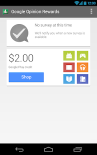Google Opinion Rewards Screenshot 10