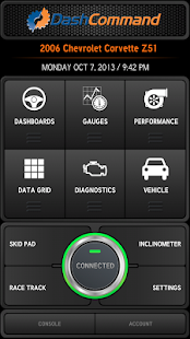 DashCommand (OBD ELM App)- screenshot thumbnail