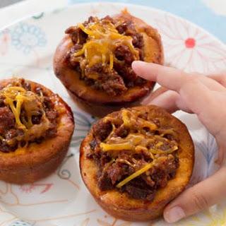 Farmhouse Barbecue Muffins.