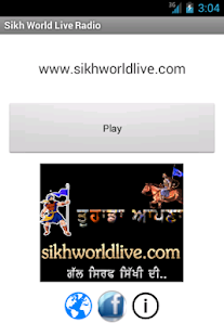 Sikh World Live- screenshot thumbnail