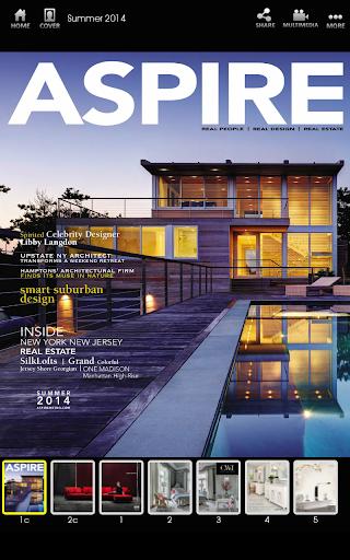 ASPIRE Metro Magazine