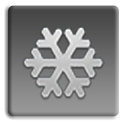 Flakey Lite - Snow Wallpaper icon