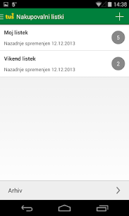 Tuš- screenshot thumbnail