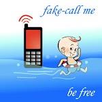 Fake-Call Me Free - Xmas Santa
