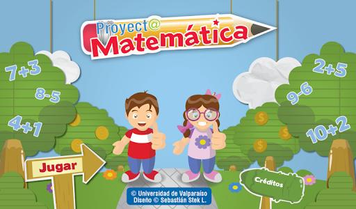 Proyect Matemáticas
