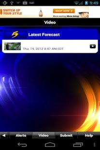Action News 5 Memphis Weather - screenshot thumbnail
