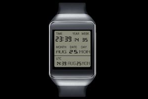 Screenshot of A18 WatchFace for Android Wear