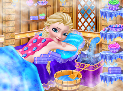 Icy Queen Spa Makeup Party v1.0.1