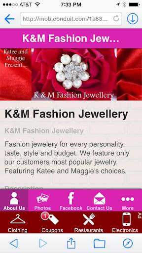 K M Fashion Jewellery