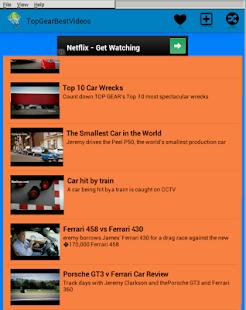 玩免費媒體與影片APP|下載Top Gear Best Videos app不用錢|硬是要APP