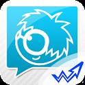 Tchat pour Geek : GeekLive logo