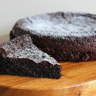 Belgian Chocolate Cake.