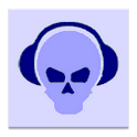 MP3 Skull Music Download icon