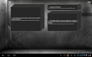 Screenshot of Redditaur