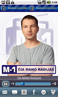 Radijo stotis M-1 - screenshot thumbnail
