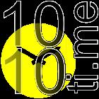 1010time Clock Studio Gold icon