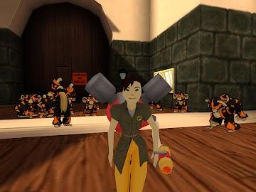 Banonkey Town: Episode 1 Screenshot 15