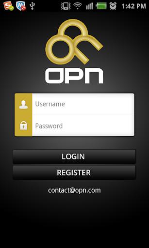 OPN Mobile Client