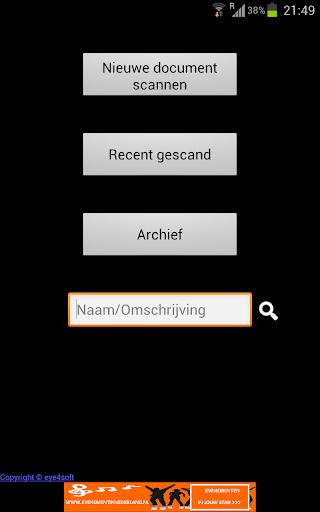 Lite Document Scanner