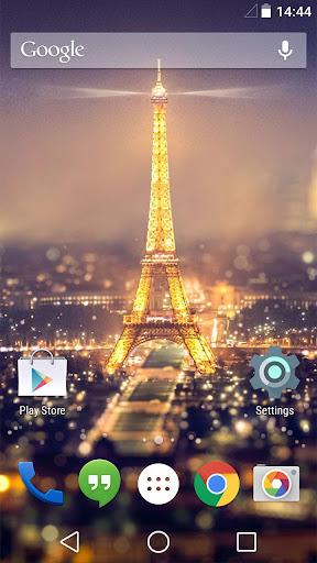 巴黎夜未眠