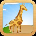 Easy Animal Puzzles icon