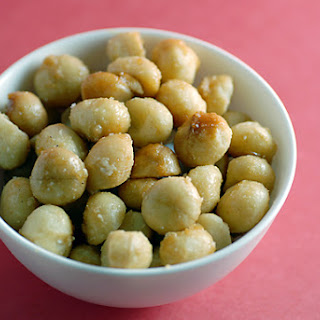 Candied Macadamia Nuts