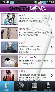 StreetLove- screenshot thumbnail