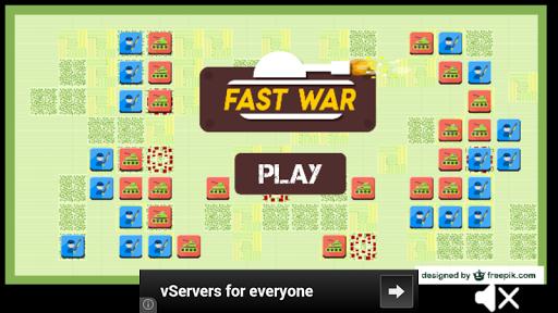 Fast War 필드 전략 점령전