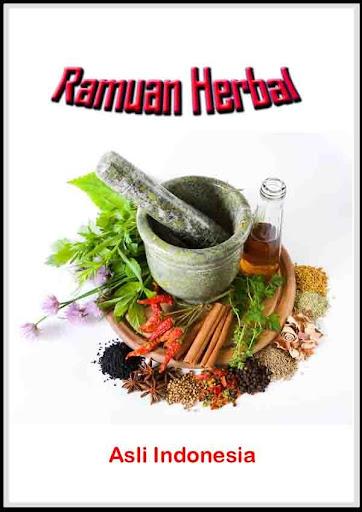 Ramuan Herbal Asli Indonesia