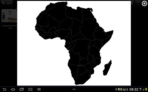 DreamAfrica- screenshot thumbnail