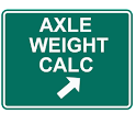 Trucker's Axle Weight Calc logo