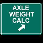 Trucker's Axle Weight Calc icon