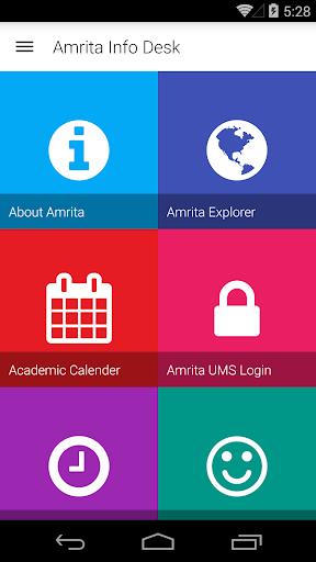 AID - Amrita Info Desk