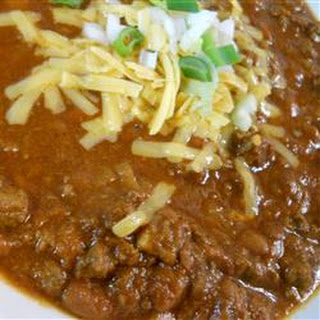 Daddy's 'If They'da had This at the Alamo we would'ha WON!' Texas Chili