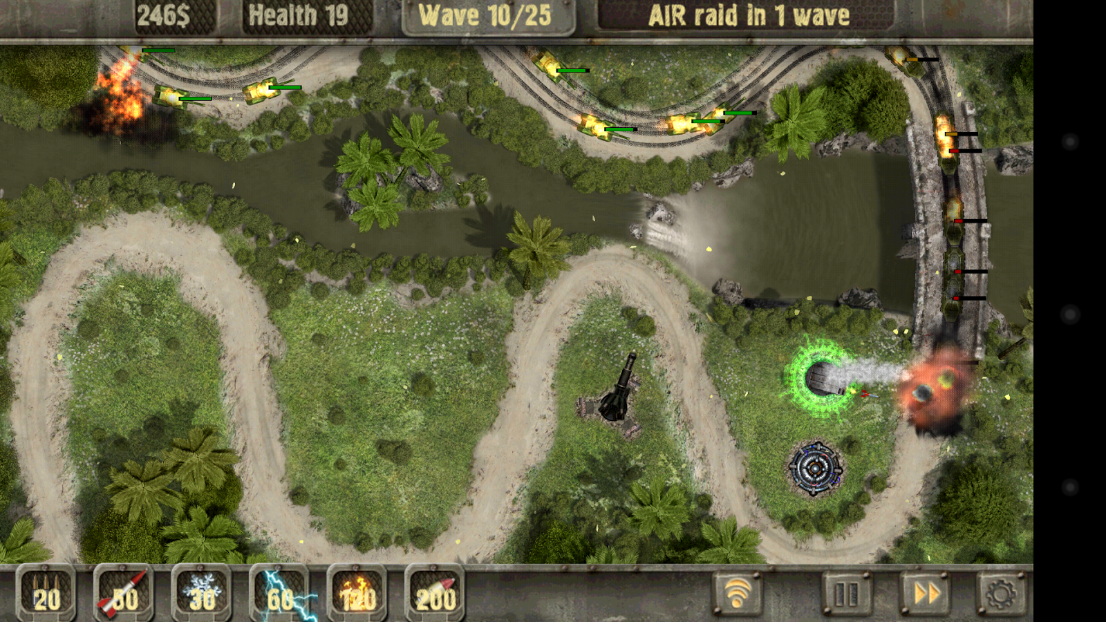Defense Zone HD- screenshot