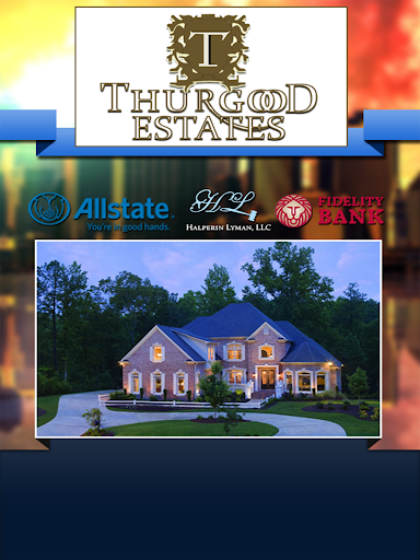 Thurgood Estates New Homes