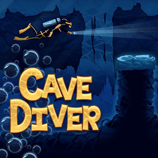 Cave Diver Premium 動作 LOGO-玩APPs