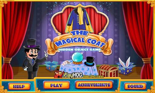 Magical Coat - Hidden Objects