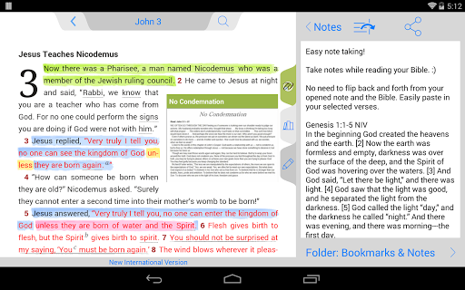【免費書籍App】NIV Women's Devotional Bible-APP點子