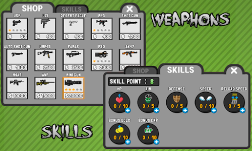Stickman And Gun v2.0.3