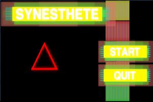Screenshot of Synesthete