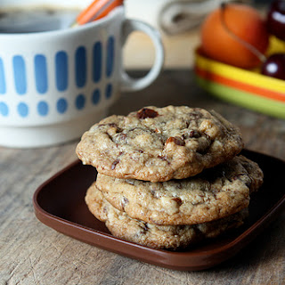 Salted Butter Chocolate Chip Cookie