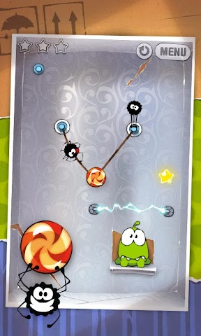 android Cut the Rope FULL FREE Screenshot 4