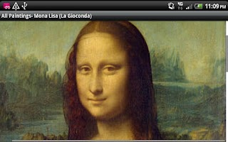 Screenshot of Greatest Paintings Free