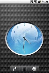 ALIEN watch 4x3 Analog Clock- screenshot thumbnail