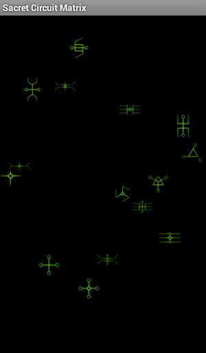Sacred Circuit Matrix