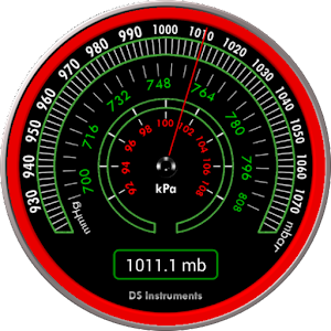 Download DS Barometer - Air Pressure