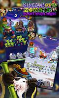 Screenshot of Kingdom Of Zombies Plant Farm