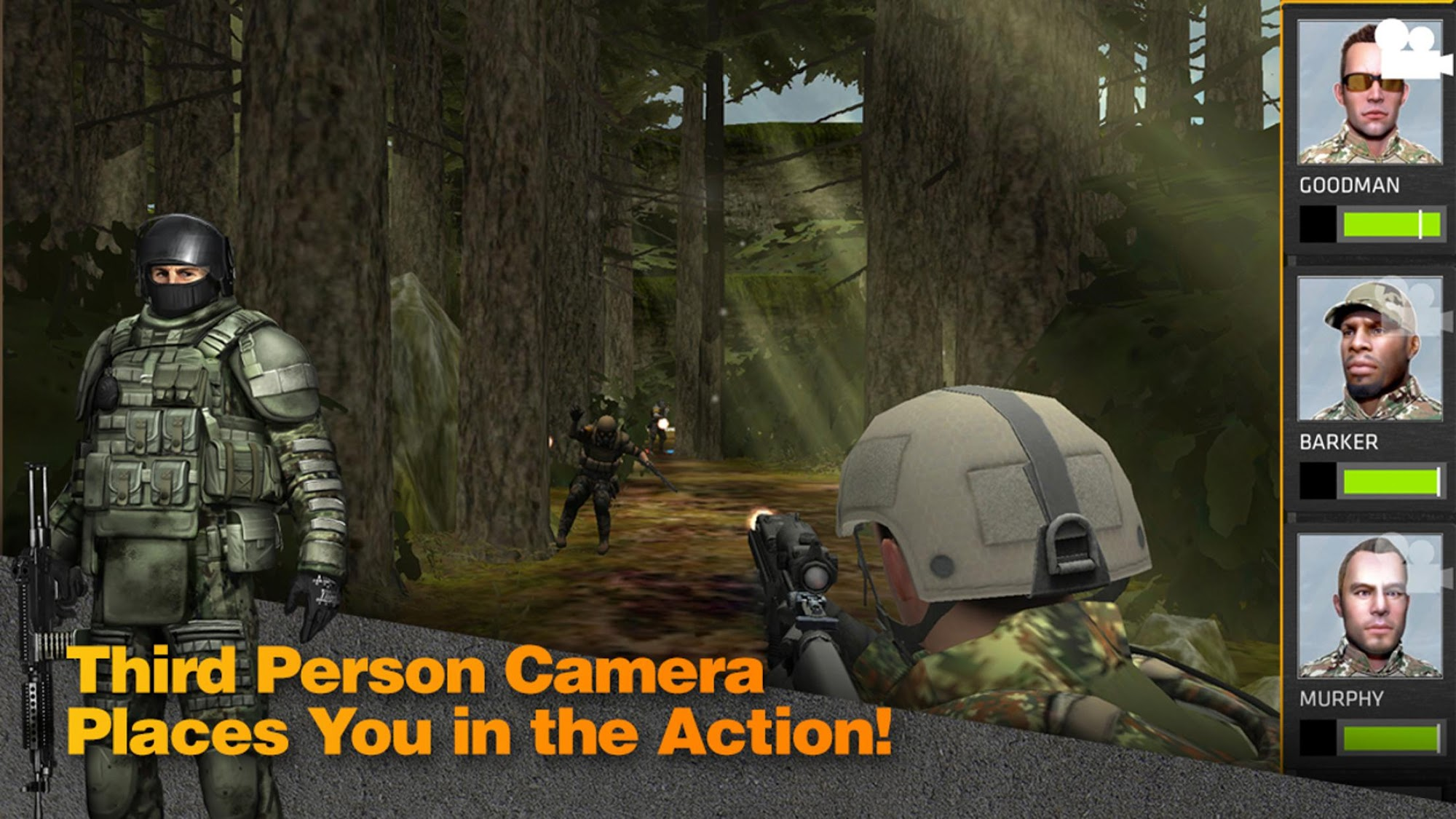 Breach & Clear screenshot #9