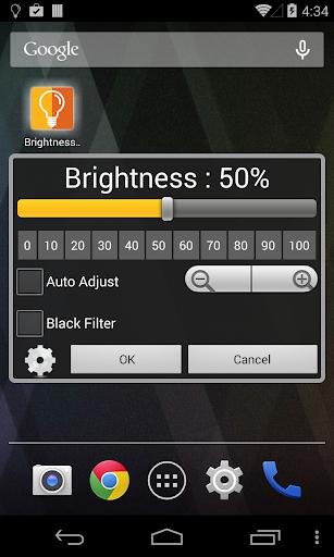 Brightness Slider Pro